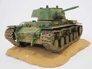 [ソビエト重戦車 KV-1]
