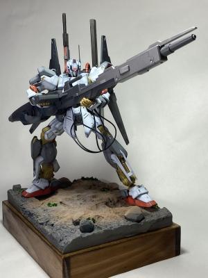 ジオラマ [百式MK-II]