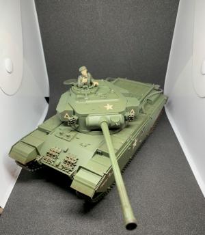 [初めての戦車]
