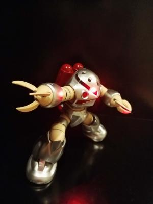 ロビンマスク、リベンジ!